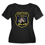 West Conshohocken Police K9 Women's Plus Size Scoo