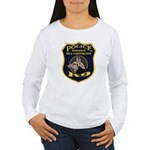 West Conshohocken Police K9 Women's Long Sleeve T-