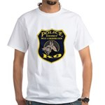 West Conshohocken Police K9 White T-Shirt