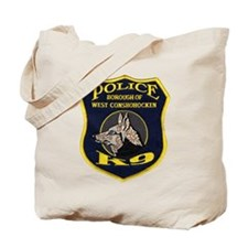 West Conshohocken Police K9 Tote Bag