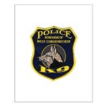 West Conshohocken Police K9 Small Poster