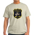 West Conshohocken Police K9 Light T-Shirt