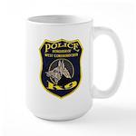 West Conshohocken Police K9 Large Mug