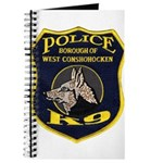 West Conshohocken Police K9 Journal