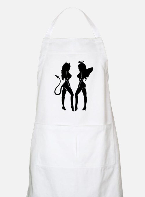 Devil or Angel Apron