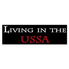 Cool Ussa Bumper Sticker