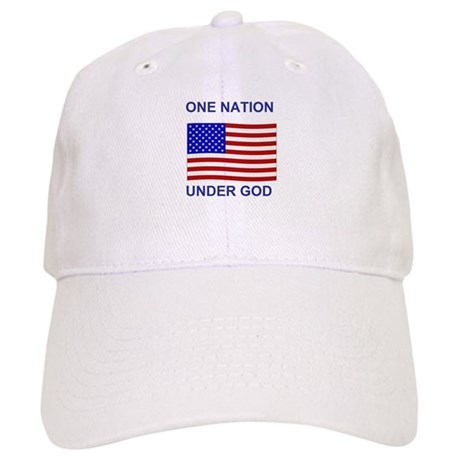 One Nation Under God Cap