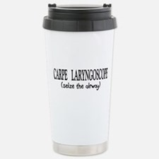 humor Stainless Steel Travel Mug