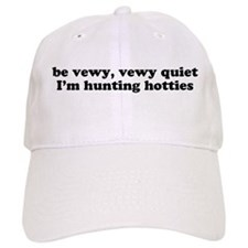 hunting hotties Cap