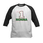 Nonna Kids Baseball Jersey