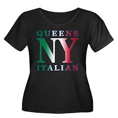 Queens New York Italian T