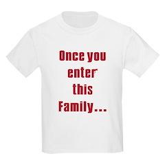Soprano family Kids Light T-Shirt
