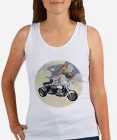 Valkyrie motorcycle Women's Tank Top