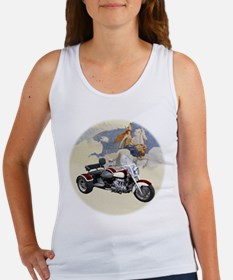 Cool Valkyrie motorcycle Women's Tank Top