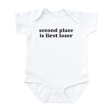 second place Infant Bodysuit