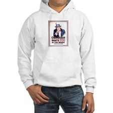 Obadiah Wants YOU Hoodie