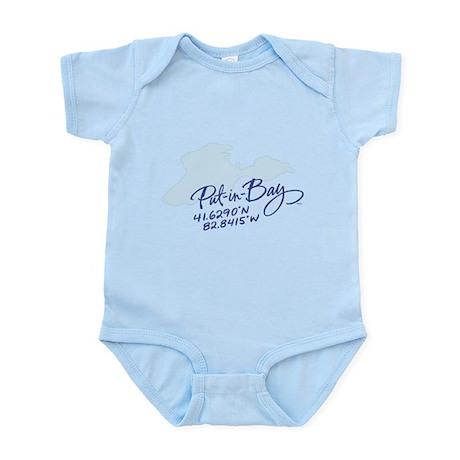 Put-in-Bay Infant Bodysuit