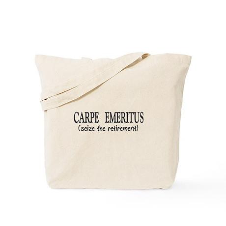 Retired II Tote Bag