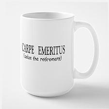 Retired II Large Mug