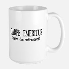 Retired II Mug