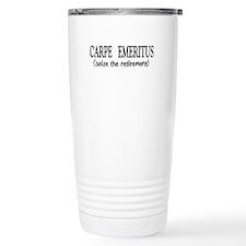 Retired II Travel Mug