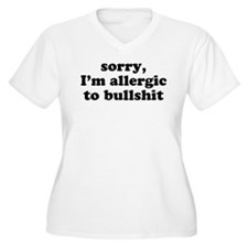 allergic to bs T-Shirt