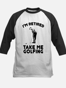 Take Me Golfing Tee