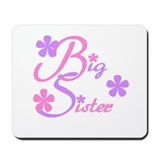 Big Sister Pastels Mousepad