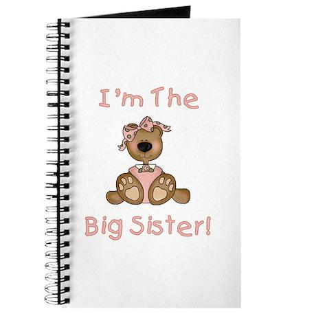 Bear Big Sister Journal