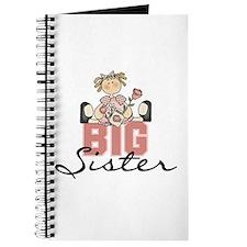 Girl Big Sister Journal