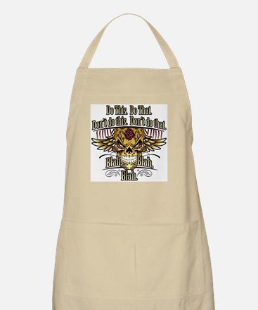 Do this Do that Apron