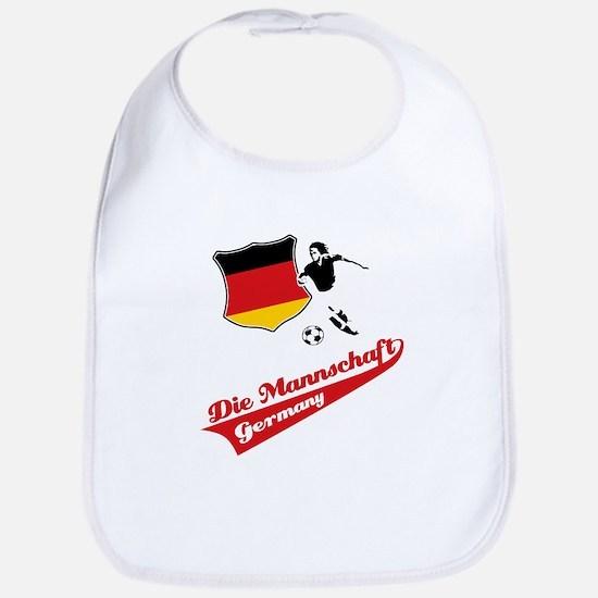 German soccer Bib