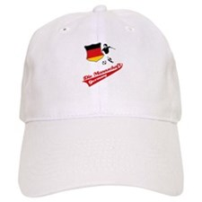 German soccer Baseball Cap