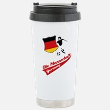 German soccer Travel Mug