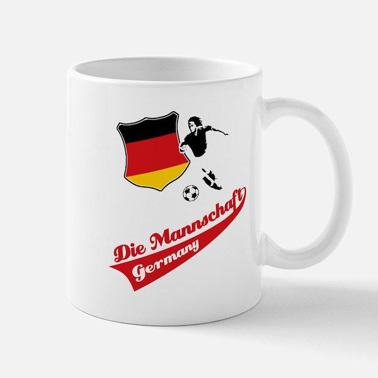 German soccer Mug