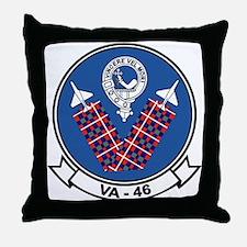Cute Squadron Throw Pillow