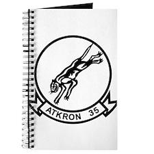 VA-35 Black Panthers Journal