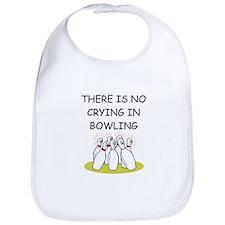 bowling gifts Bib