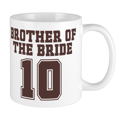 Uniform Bride Brother 10 Mug