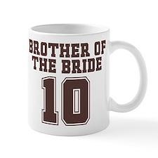 Uniform Bride Brother 10 Mug