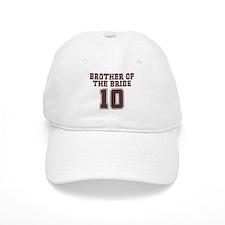 Uniform Bride Brother 10 Baseball Cap