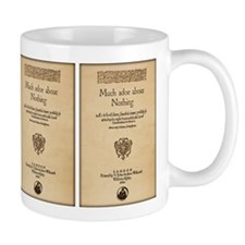 Much Ado About Nothing Small Mug