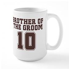Uniform Groom Brother 10 Mug