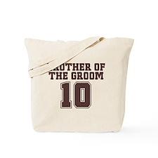 Uniform Groom Brother 10 Tote Bag