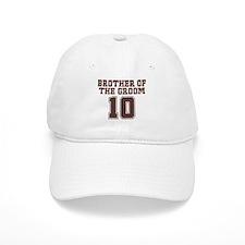 Uniform Groom Brother 10 Baseball Cap