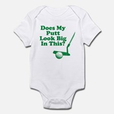 Does My Putt Look Big In This Infant Bodysuit