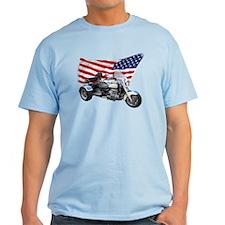 Stars and Stripes Trike T-Shirt
