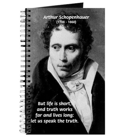 Speaking Truth, Schopenhauer Journal