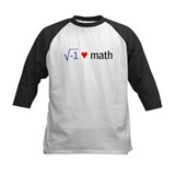 I heart math Long Sleeve T Shirts