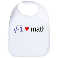 Cute Geometry Bib